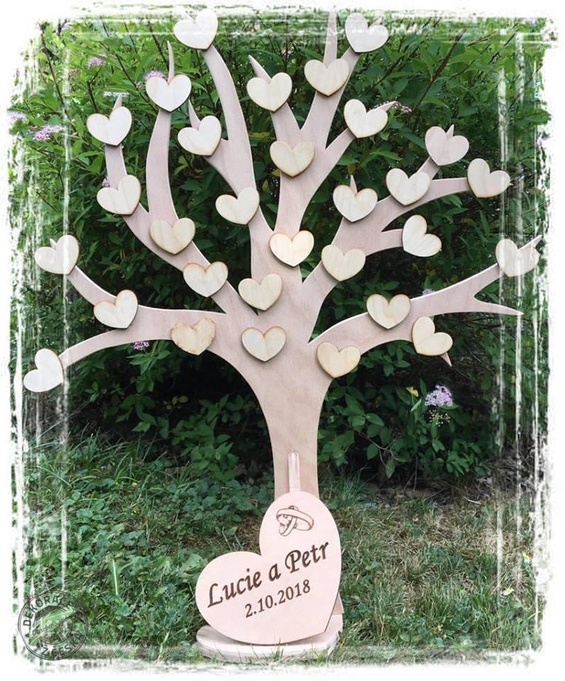 Svatebni Strom Dreveny